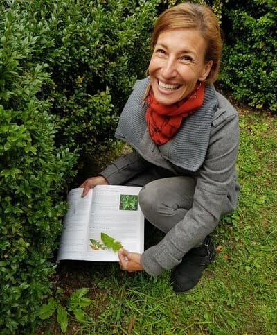 Dr. Nicole Apelain - Author of The Lost Book of Herbal Remedies
